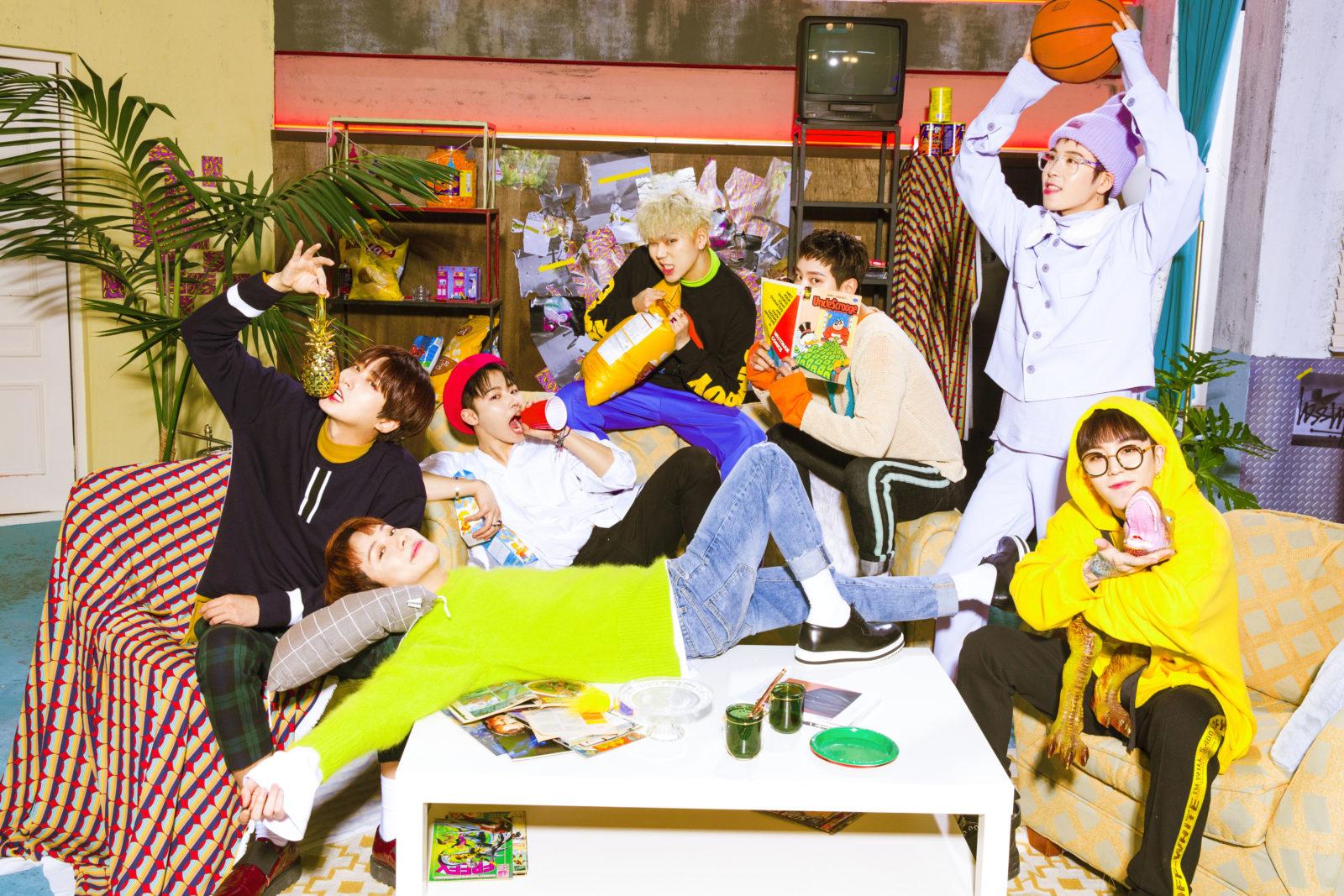 7人7色超個性派アーティスト Block B、New Mini Albumリリース&リリースイベント実施サムネイル画像