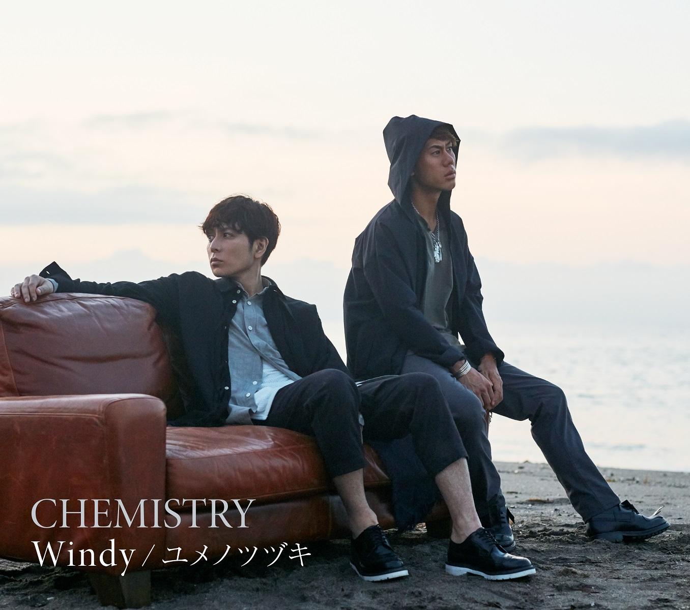 CHEMISTRY 再始動シングル、ジャケット写真を公開サムネイル画像!