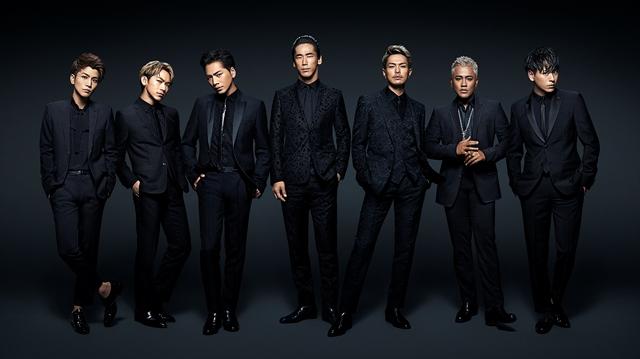 三代目 J Soul Brothers 新曲とLIVE映像作品のダブルリリース予約が開始サムネイル画像