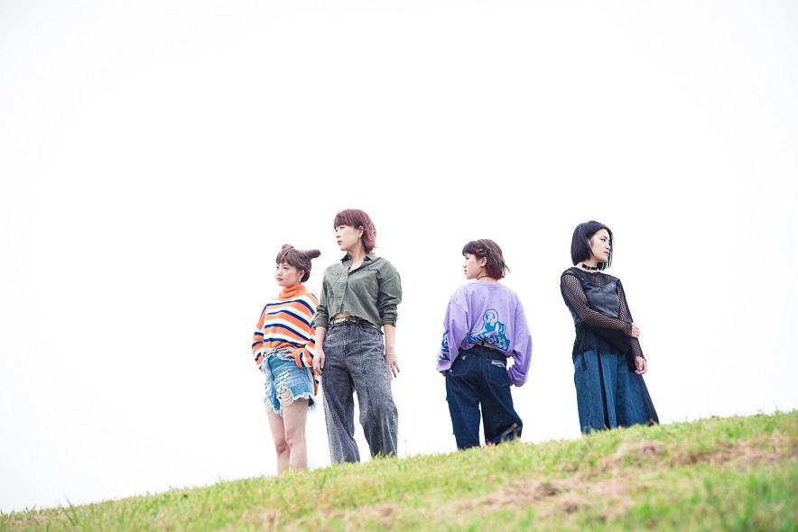 ポタリ、2nd Full Album『ポタリの2』収録の新曲「MUSIC」の先行配信決定サムネイル画像!
