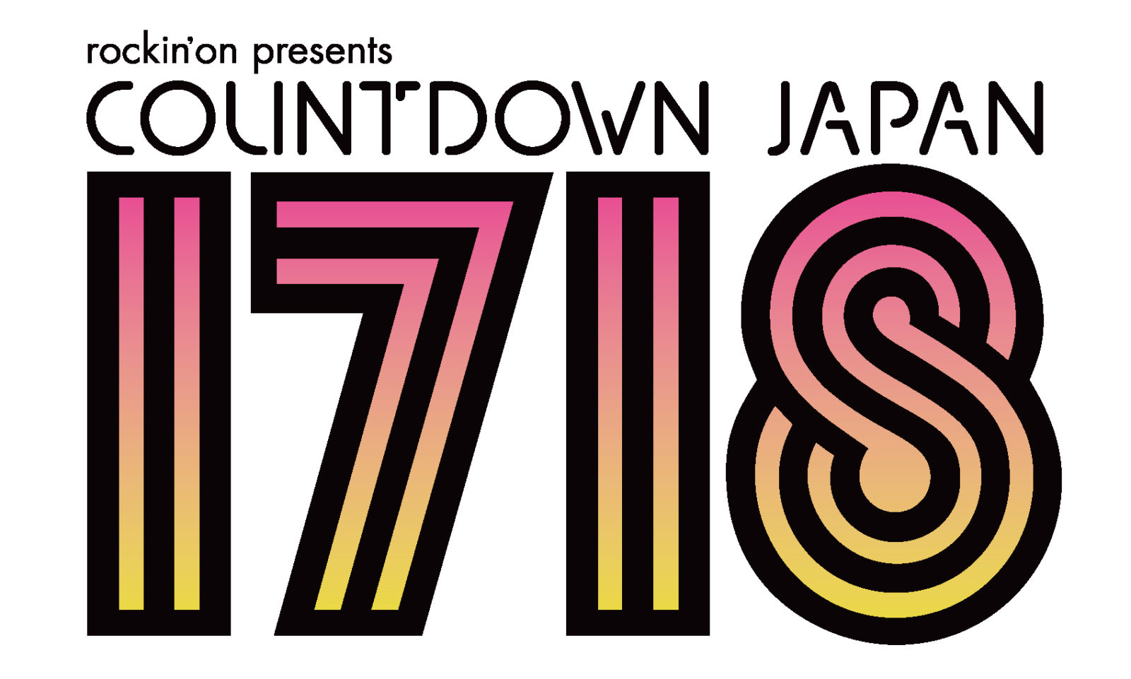 『COUNTDOWN JAPAN 17/18』WOWOWで2月に独占放送決定サムネイル画像