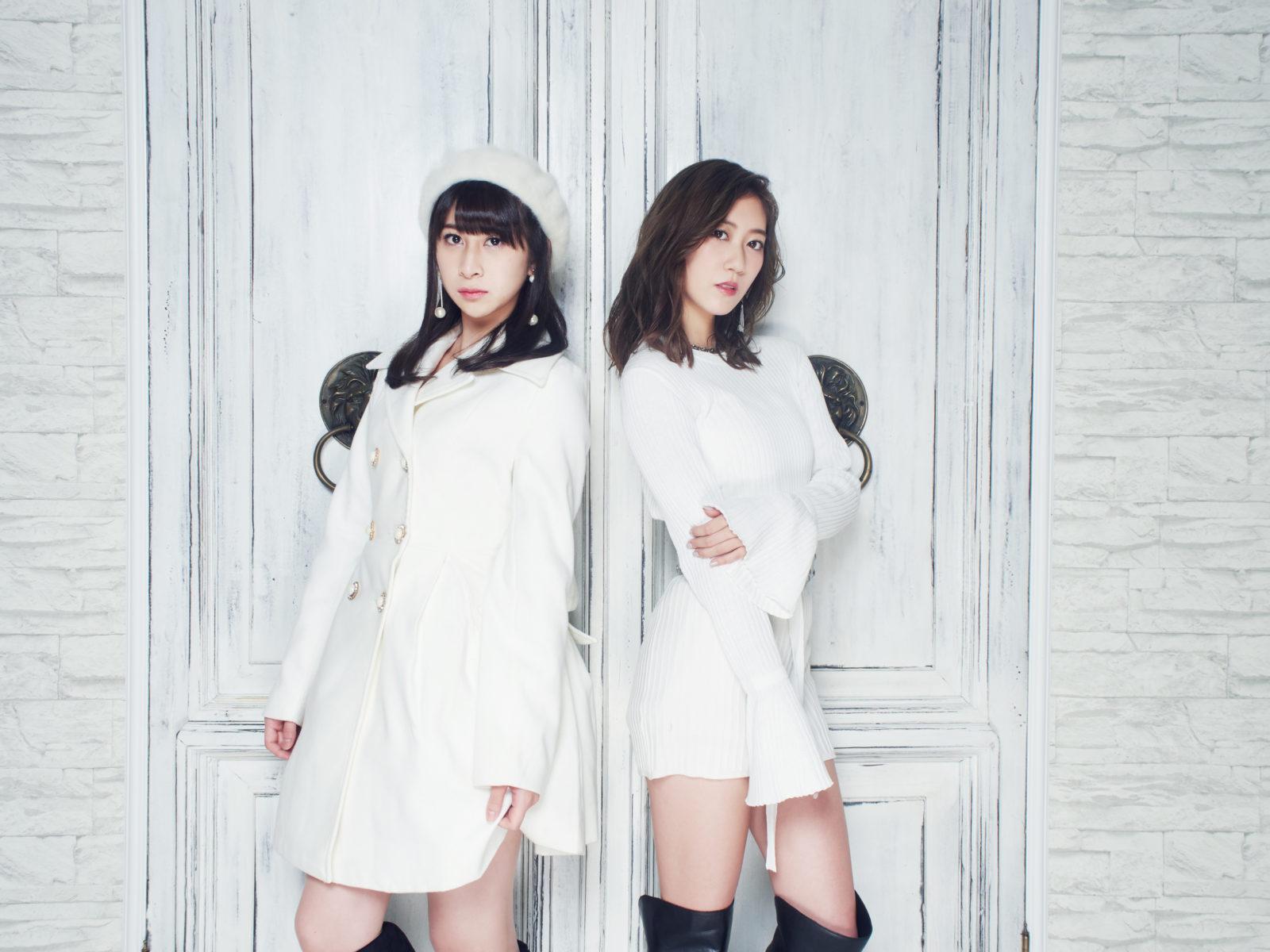 ツインボーカルユニットBESTIEM 来年発売シングルのジャケ写&MV解禁サムネイル画像