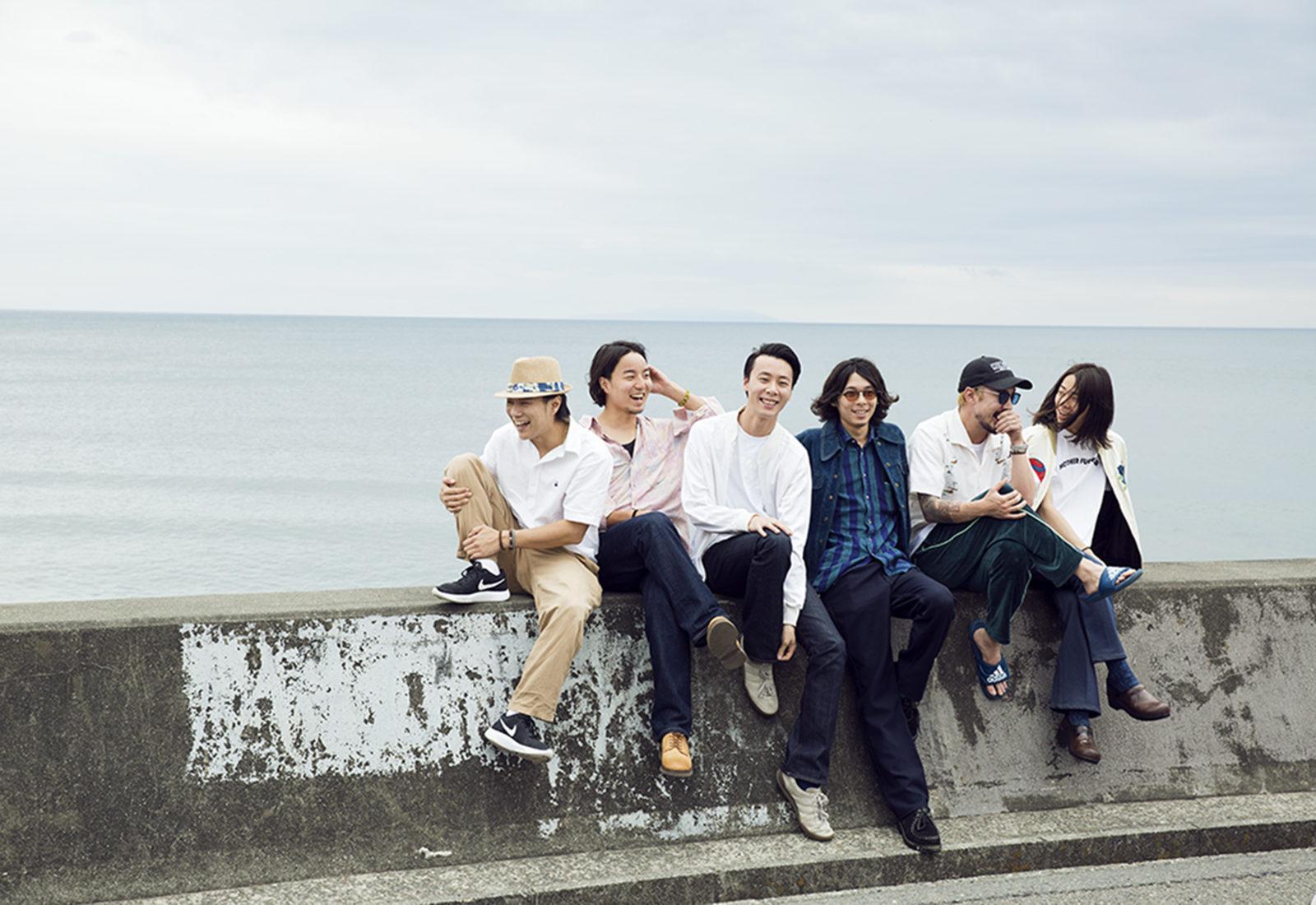 「レコ大」最優秀アルバム賞受賞のSuchmos、2万5千人動員の全国ツアーファイナルと同時に「WIPER」MV公開サムネイル画像