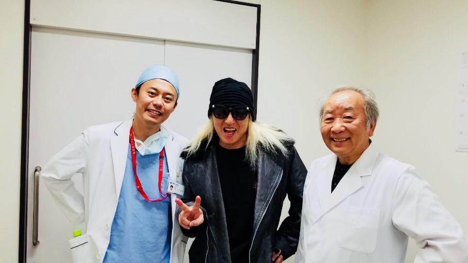 DJ KOO、脳動脈瘤からの活動再開を報告「一週間遅ければ命の危険もあった」サムネイル画像