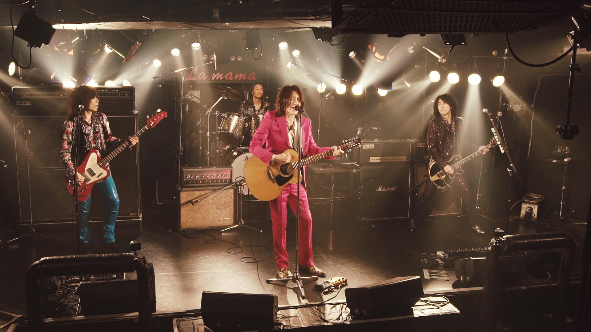映画『オトトキ』公開前夜にTHE YELLOW MONKEYの舞台挨拶が緊急決定