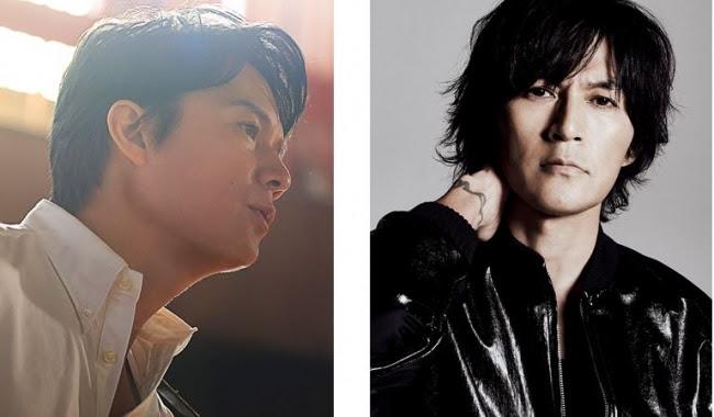 福山雅治とB'zの稲葉浩志が3年ぶりのメディア共演で普段の姿を披露サムネイル画像