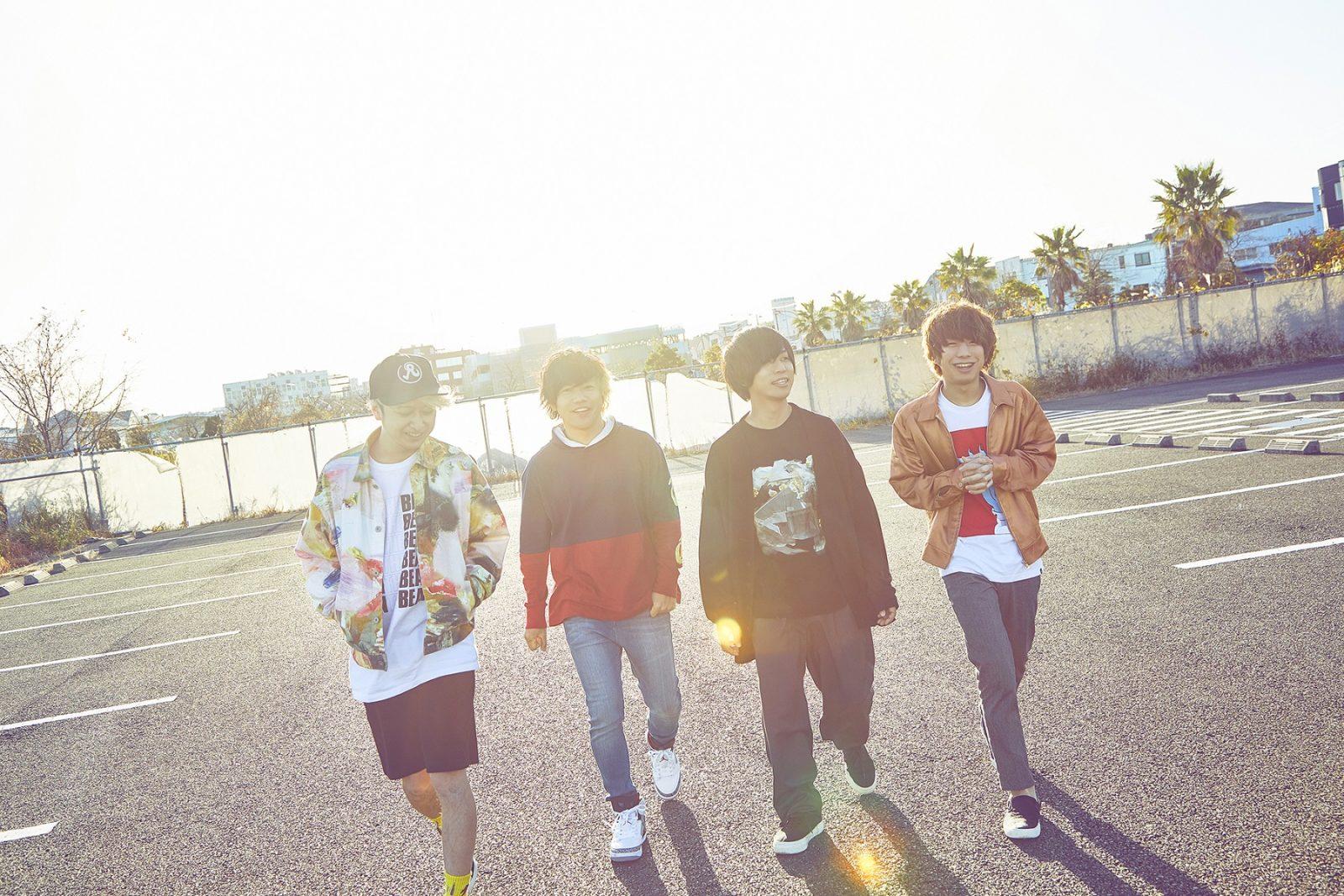 KEYTALK、3月7日に5thアルバム「Rainbow」リリース&2018年全国ツアータイトル決定サムネイル画像