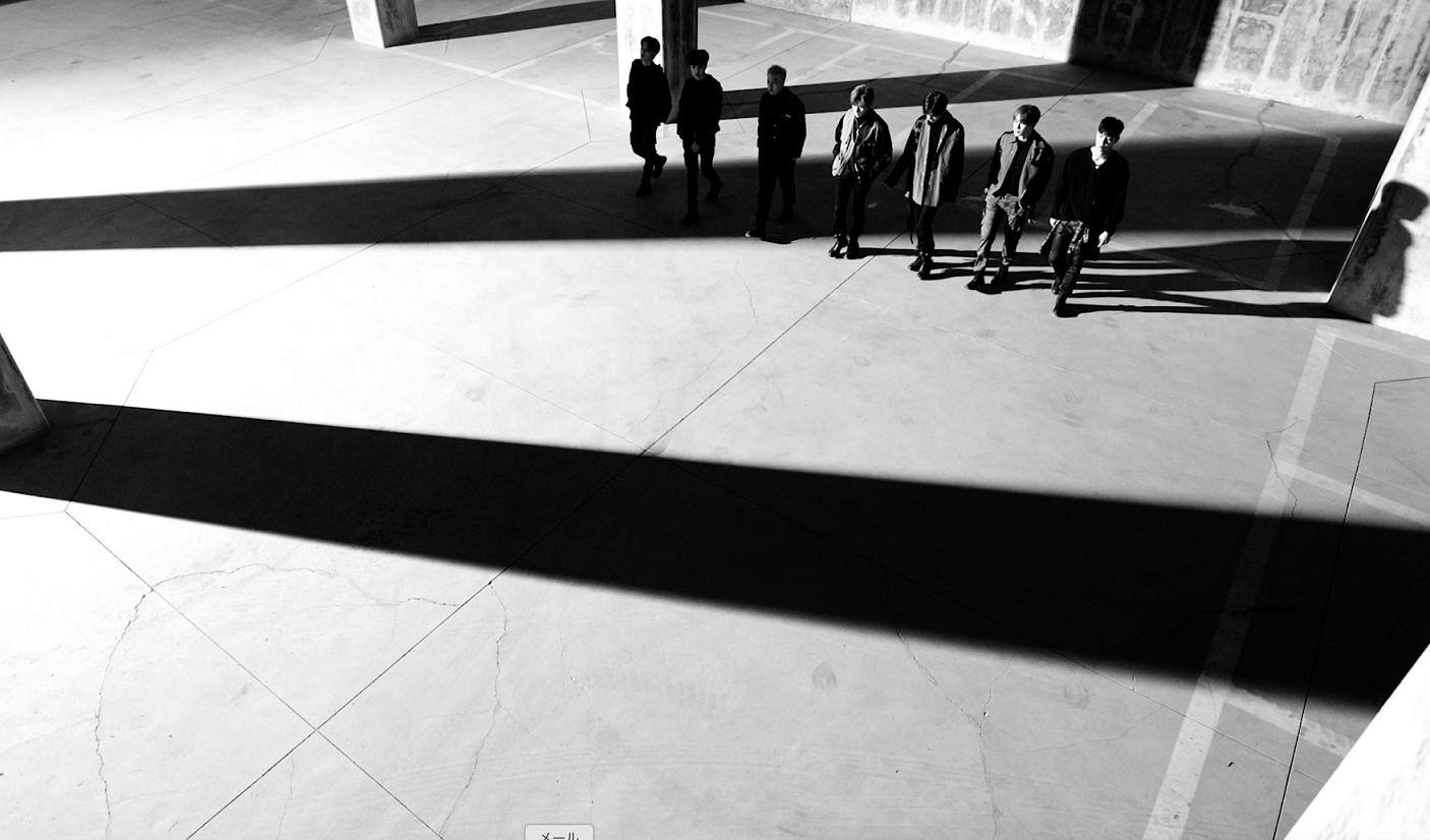 韓国7人組ボーイズグループ、MONSTA X初の日本オリジナル曲となる3rdシングル「SPOTLIGHT」ティザー映像公開サムネイル画像