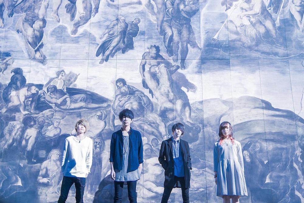 広島県福山市発!CRAZY VODKA TONIC、初の全国流通盤を2018年3月にリリースサムネイル画像