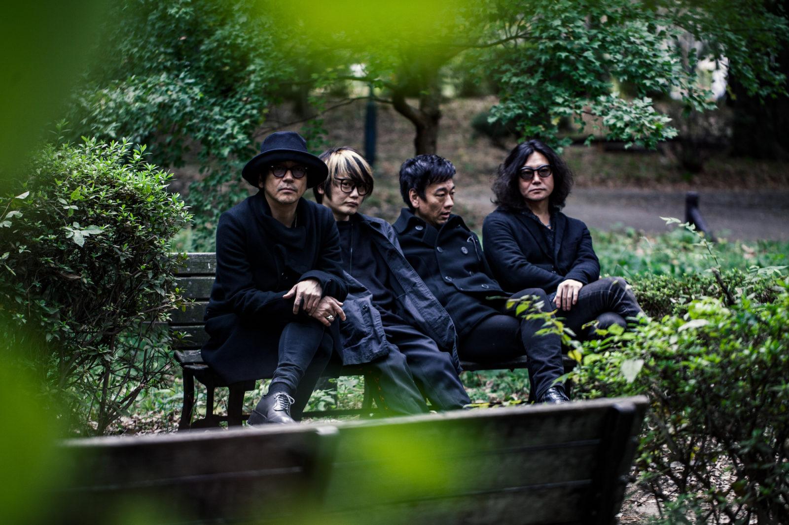 俳優''大森南朋''がリードボーカルを務めるロックバンド「月に吠える。」2018年ファーストライブ決定サムネイル画像