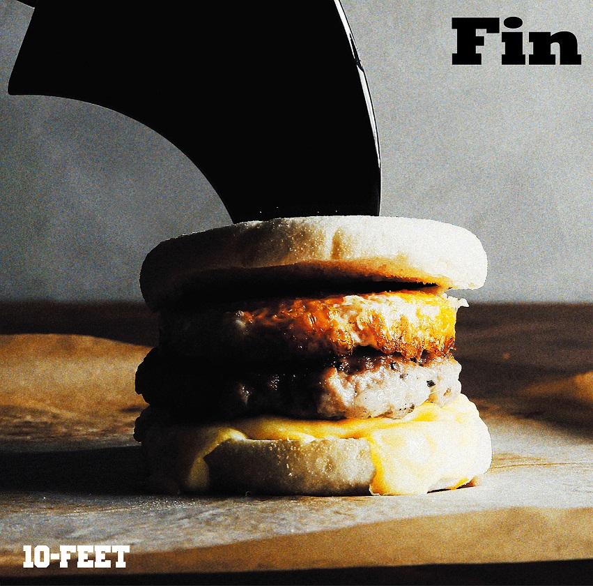 10-FEET、最新アルバム「Fin」より、タイトル・トラック「Fin」のMUSIC VIDEOを公開サムネイル画像