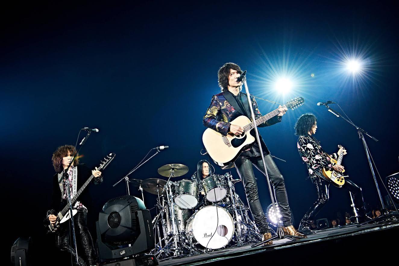 10万人を魅了 THE YELLOW MONKEYが約17年振りの東京ドーム公演を開催サムネイル画像