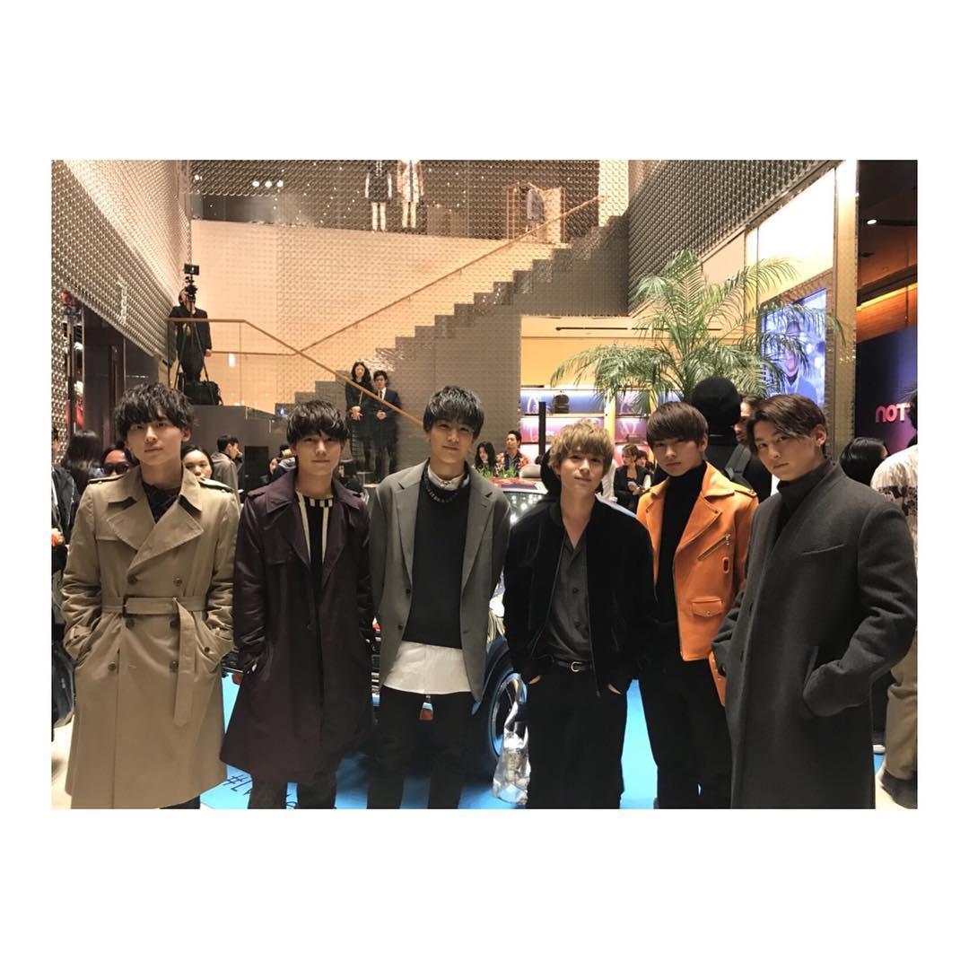 三代目JSB岩田剛典、Da-iCE、lolらイケメンだらけの6ショット公開で「顔面偏差値がすごすぎ」「まぶしい」サムネイル画像
