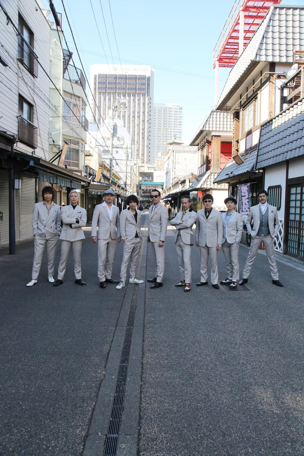 東京スカパラダイスオーケストラ、プレミア上映会&トークショー開催決定サムネイル画像