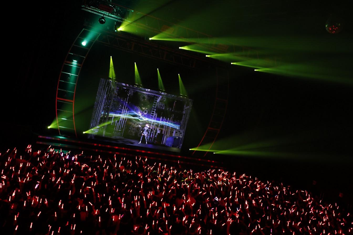 EGOIST BEST ALBUM記念ライブでsupercellをカバー!25,000人が熱狂!サムネイル画像