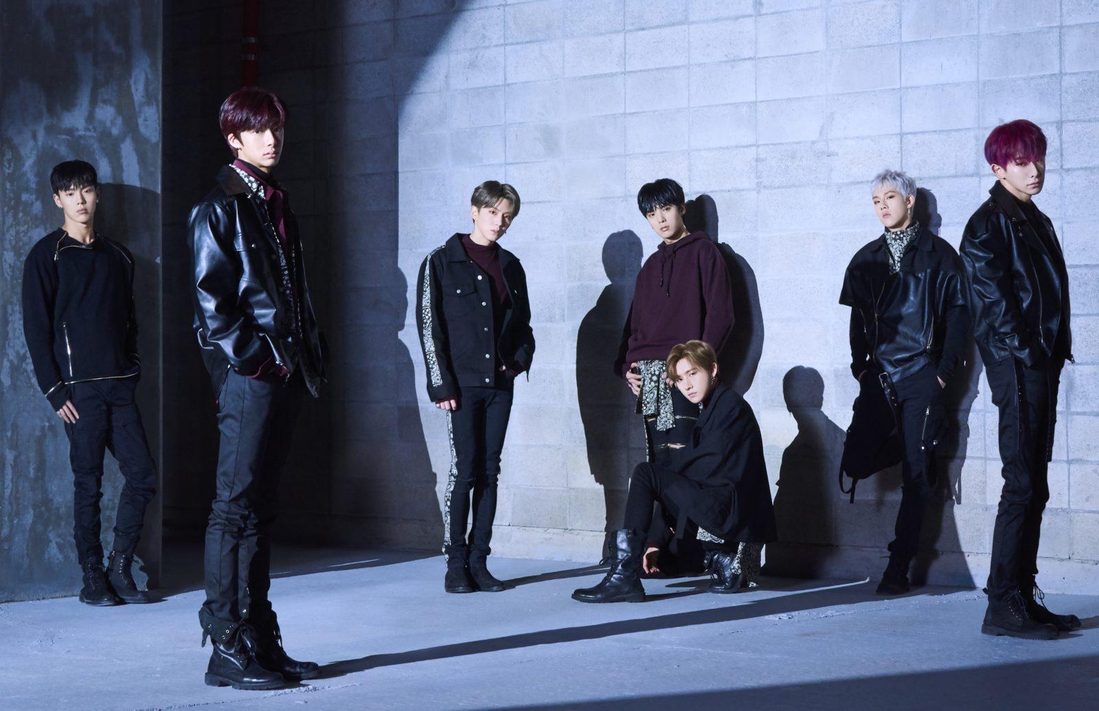 韓国7人組 ボーイズグループ、MONSTA X 初の日本オリジナル楽曲「SPOTLIGHT」ミュージックビデオ公開サムネイル画像