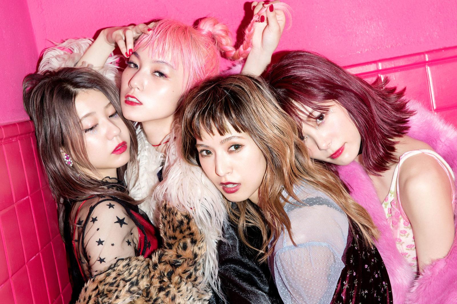 SCANDAL ニューアルバム「HONEY」収録曲「プラットホームシンドローム」のMVをGyao!で公開サムネイル画像