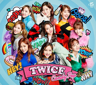 K-POPグループが1位2位独占!今注目の歌詞1位はTWICEサムネイル画像