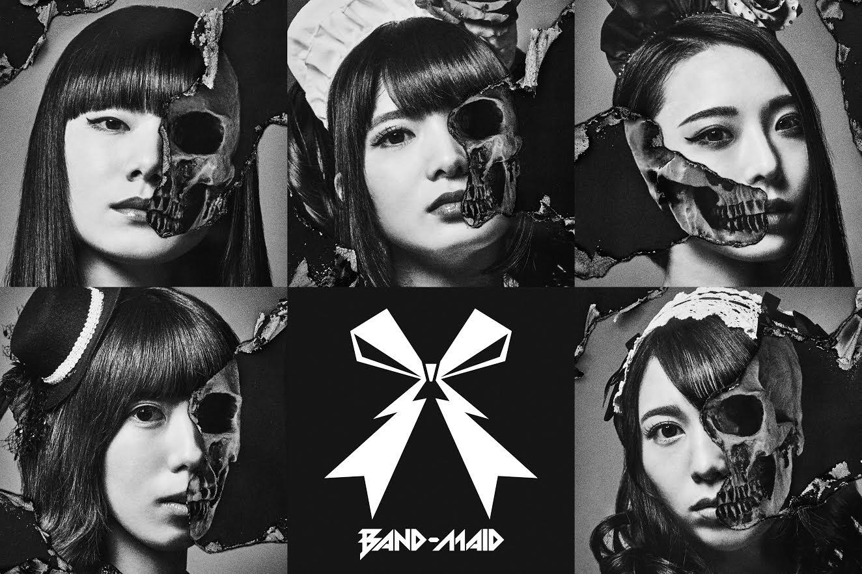 BAND-MAID 新アルバム収録曲がアニメ「クイズとき子さん」のエンディングテーマに決定サムネイル画像