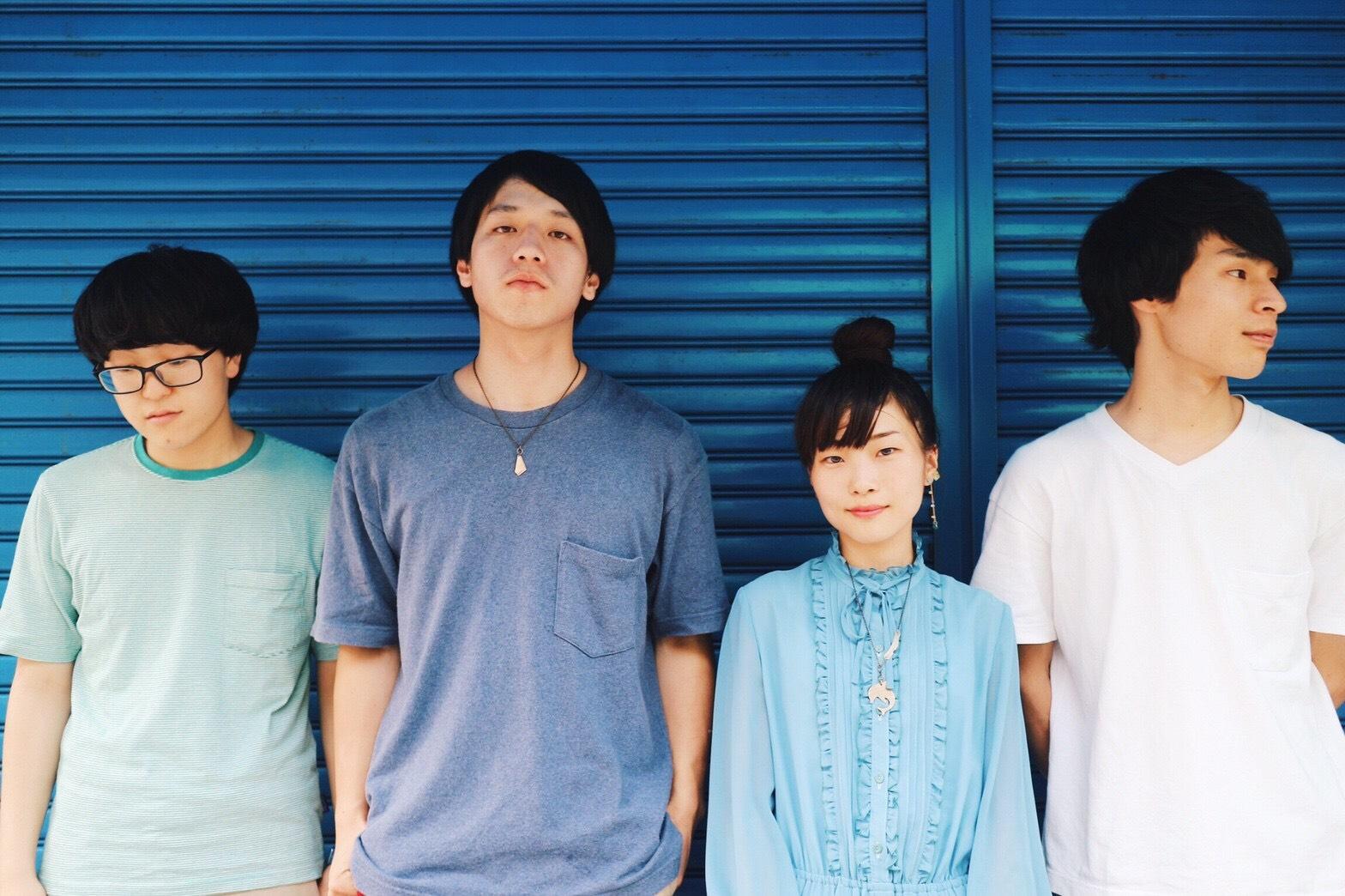 """京都インディーシーン、最注目新人バンド""""ベランダ"""" 初の全国流通盤をリリースサムネイル画像"""