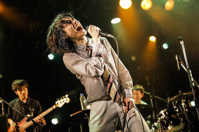 菅田将暉、超満員の渋谷クラブクアトロでツアーファイナルサムネイル画像
