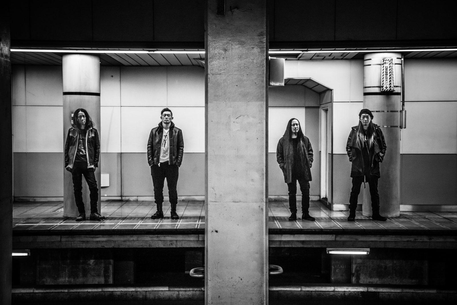 BRAHMAN、5年ぶりのフルアルバムから「AFTER-SENSATION」のMVを解禁サムネイル画像