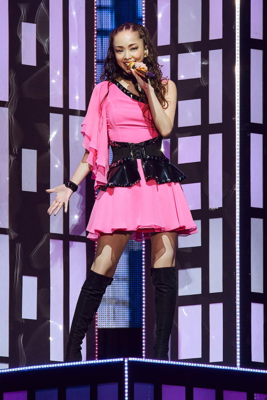 安室奈美恵、引退前ソロ最多動員数のラストドームツアー、遂に開幕サムネイル画像!