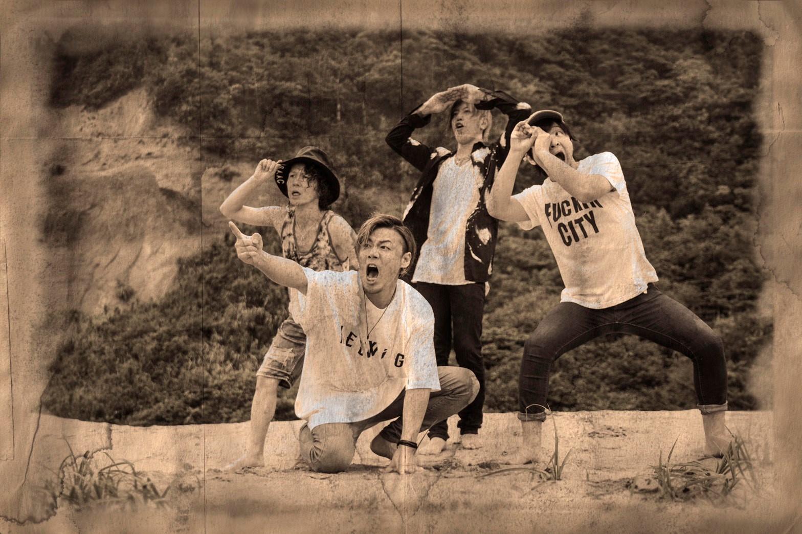 愛知県豊橋発エモロックバンドISAAC、フルアルバムのリリースを発表サムネイル画像