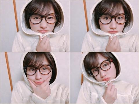 ももクロ・佐々木彩夏、オリジナル眼鏡をかけた姿が大人っぽい&可愛すぎると話題「女神だわ!」「可愛いし綺麗」サムネイル画像