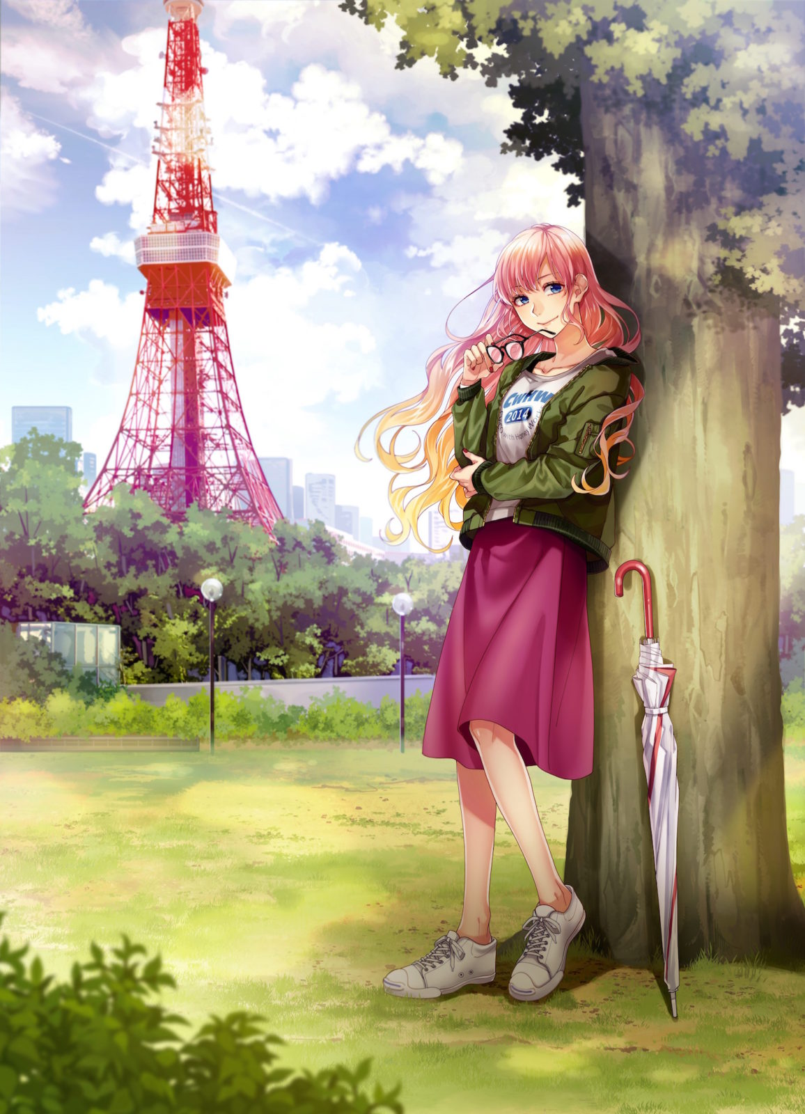 CHiCO with HoneyWorks 2年振りのセカンドフルアルバム「私を染めるiの歌」が2月28日に発売決定サムネイル画像