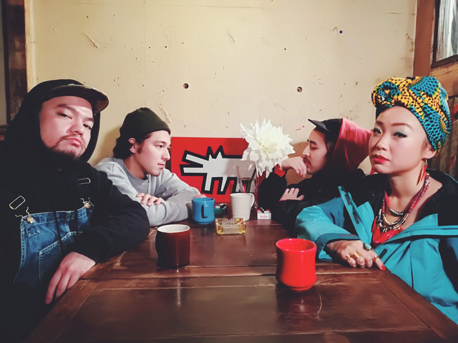 女性ラッパーCOMA-CHI、SANABAGUN.メンバーとコラボシングルを発表サムネイル画像