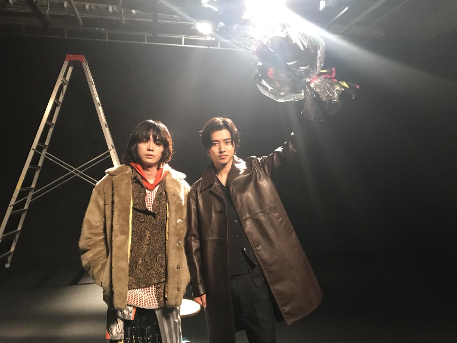 菅田将暉ニューシングルのミュージック・ビデオに、山﨑賢人がスペシャルゲストとして出演サムネイル画像