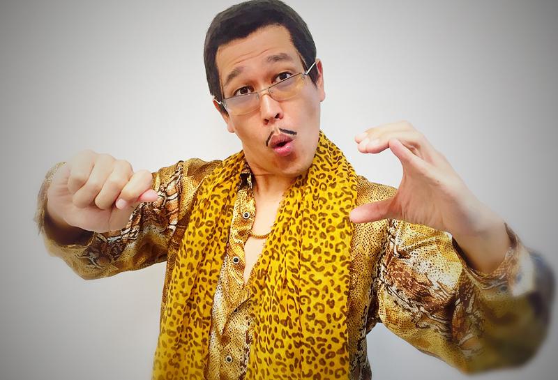 """ピコ太郎 今度は""""ももくろちゃんZ""""と野菜を歌う ネットでは「頭から離れなくなった」「訳がわからないけど…」の声サムネイル画像"""