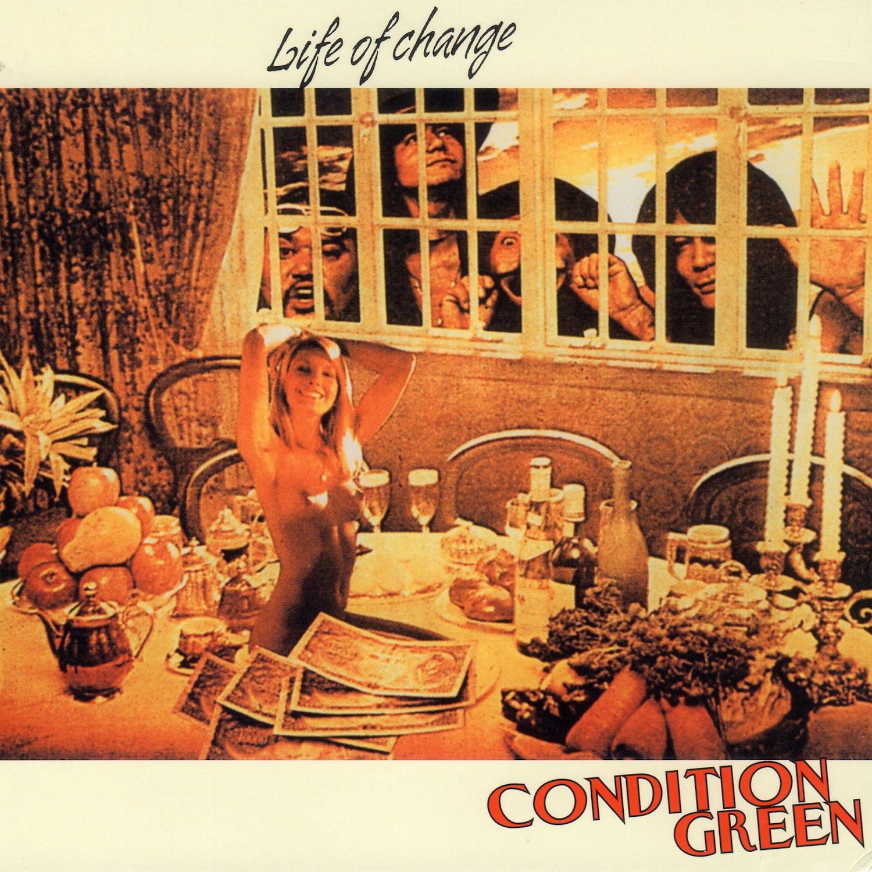 70年代沖縄を代表するハードロックバンド「コンディショングリーン」が数十年の時を経て、1st&2ndアルバムを配信サムネイル画像