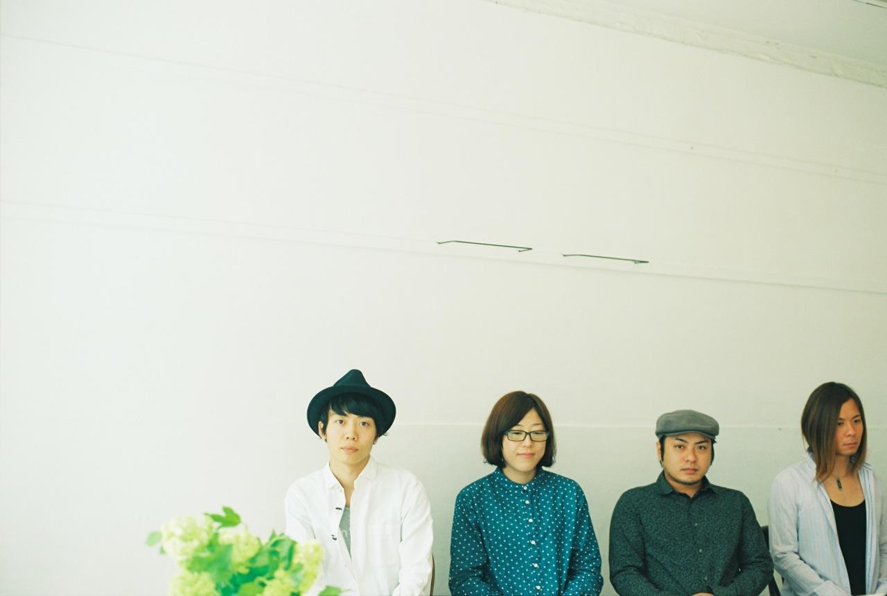 空中ループ、中村至宏イラストによる7インチ特別仕様ジャケットのNEWシングルを発売決定!サムネイル画像