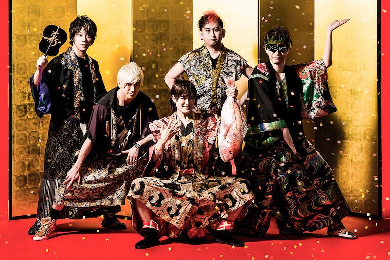 オメでたい頭でなにより、ツアーに打首獄門同好会、ベッド・インなど参加&大阪公演開催決定サムネイル画像