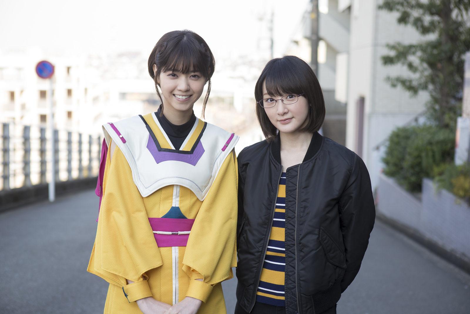 乃木坂46・生駒里奈と西野七瀬がドラマの枠を超えて奇跡のコラボ共演!