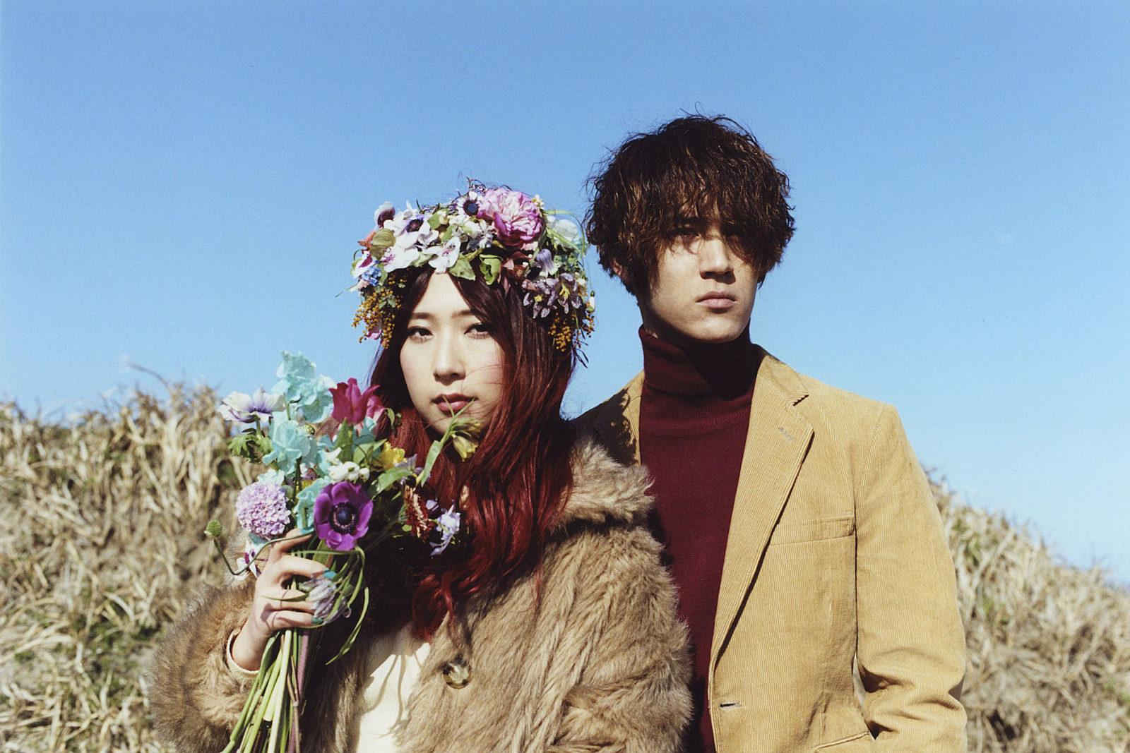 GLIM SPANKY 4月からの上半期NHKワールドJAPAN・BSプレミアム『J-MELO』のエンディングテーマ曲に決定サムネイル画像!