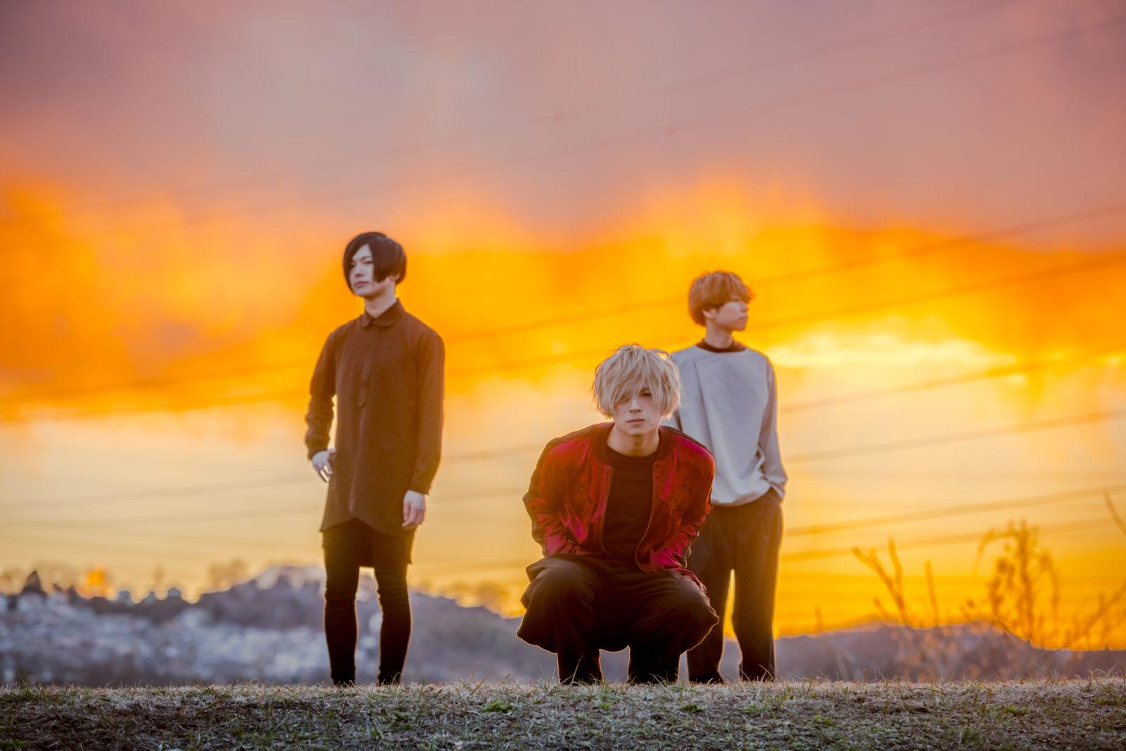 新世代3ピースロックバンド・Plot Scraps バンド初となる全国流通音源がリリース決定サムネイル画像