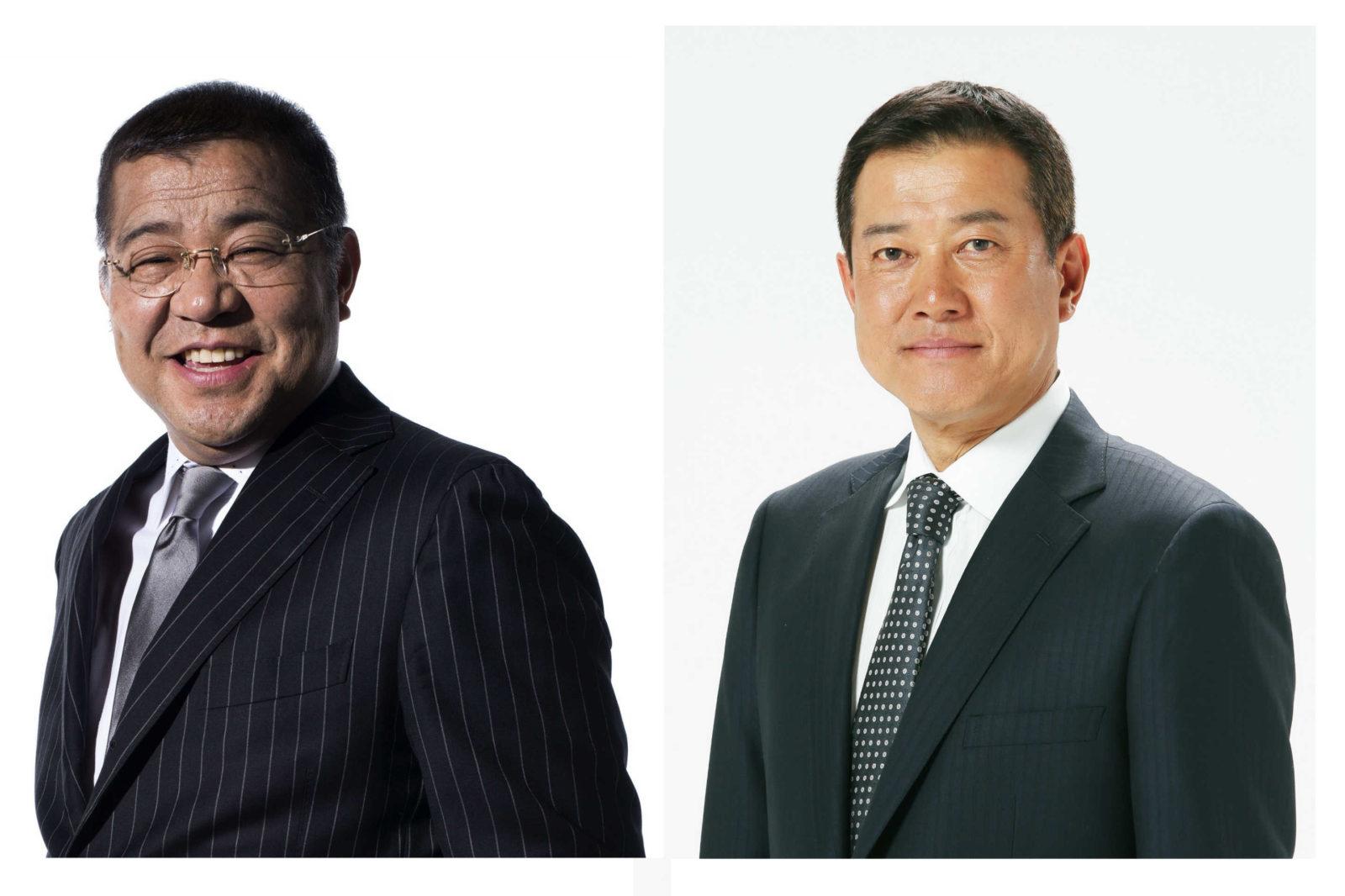 原辰徳と掛布雅之、球界レジェンドがスペシャルトークショーを開催サムネイル画像
