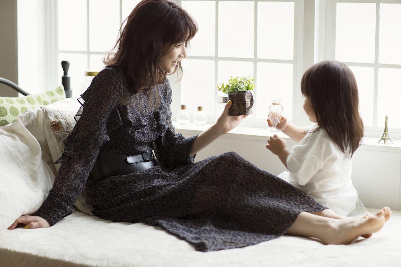 2歳愛娘もモデルで登場!後藤真希が選ぶ、ママとキッズのためのファッションECサイト『&Co.』がOPENサムネイル画像