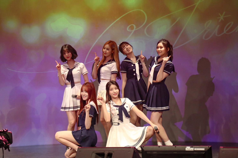 超大型K-POPガールズグループ・GFRIEND 日本デビュー決定!記者会見&プレミアムShowcaseでは日本語楽曲を初披露サムネイル画像