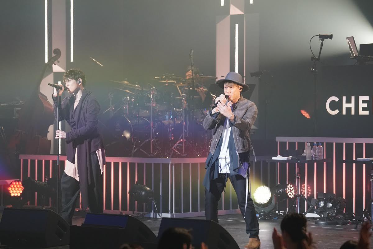 CHEMISTRY 再始動後初の全国ツアーファイナルでニューシングルから未発表の新曲を初披露サムネイル画像!