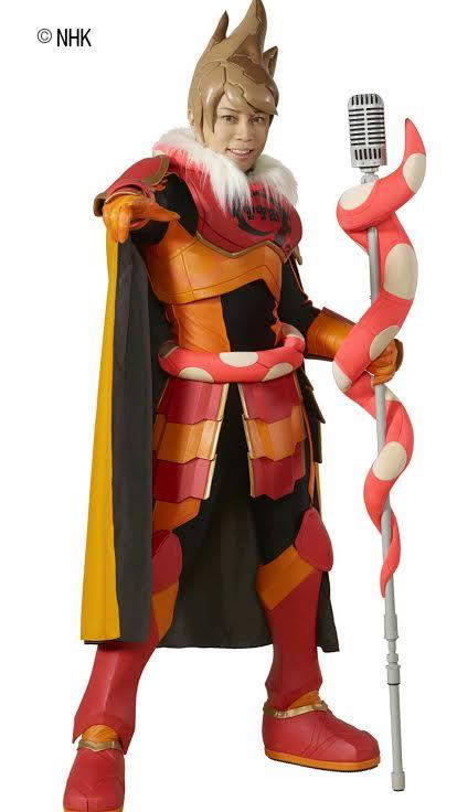 """西川貴教 自身が扮する""""マーヴェラス西川""""の新情報に「本人が一番驚いてる」サムネイル画像!"""