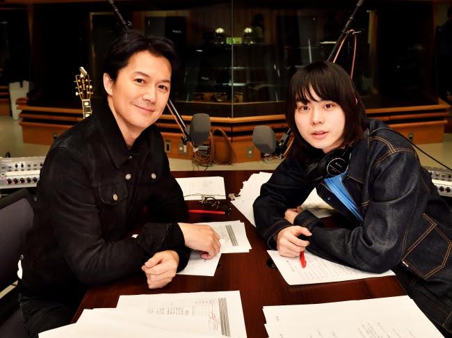 福山雅治と菅田将暉 ラジオ初共演で弾き語りスペシャルセッションを披露サムネイル画像