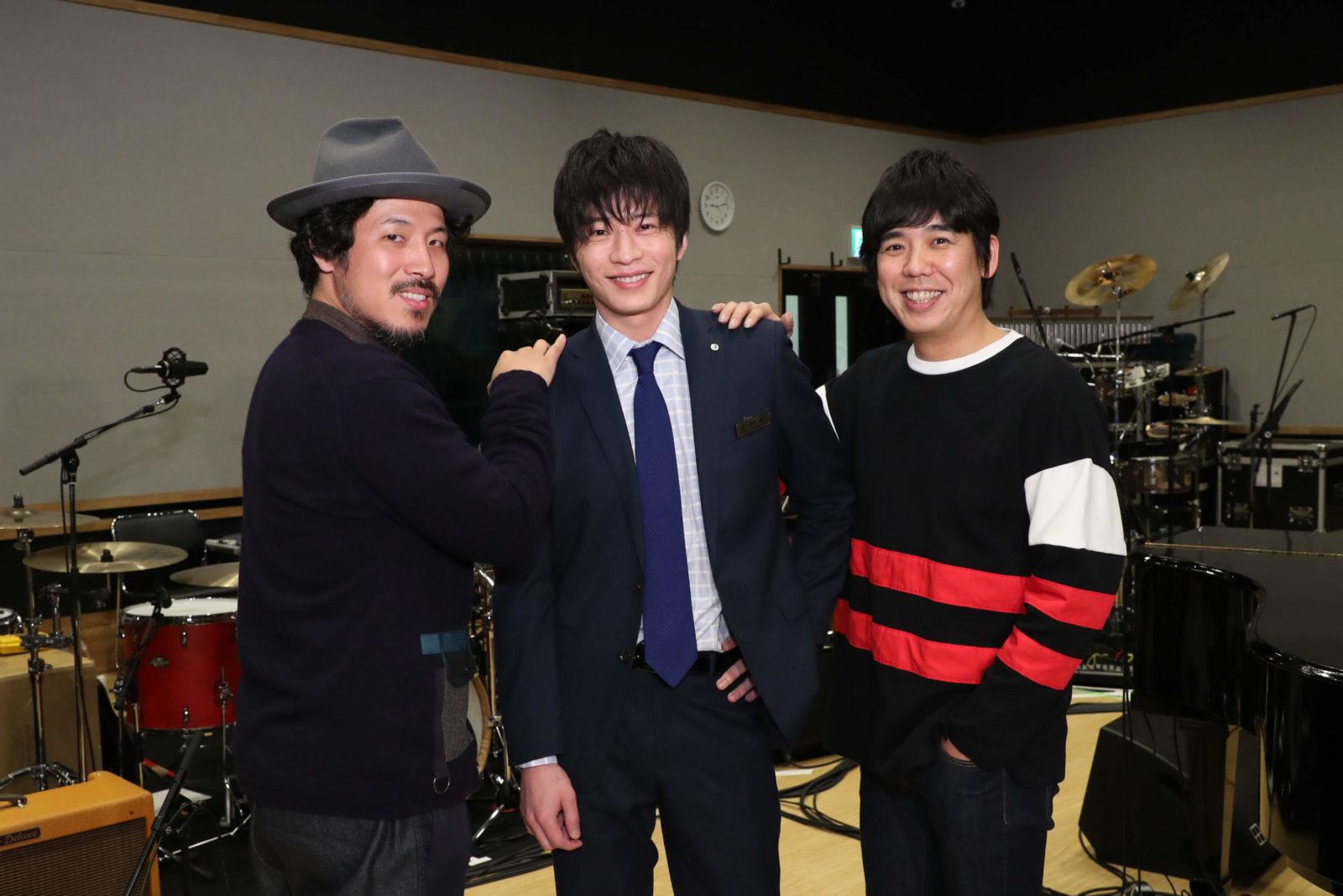 田中圭、スキマスイッチとの意外な仲明かす!ドラマ『おっさんずラブ』主題歌に『Revival』サムネイル画像