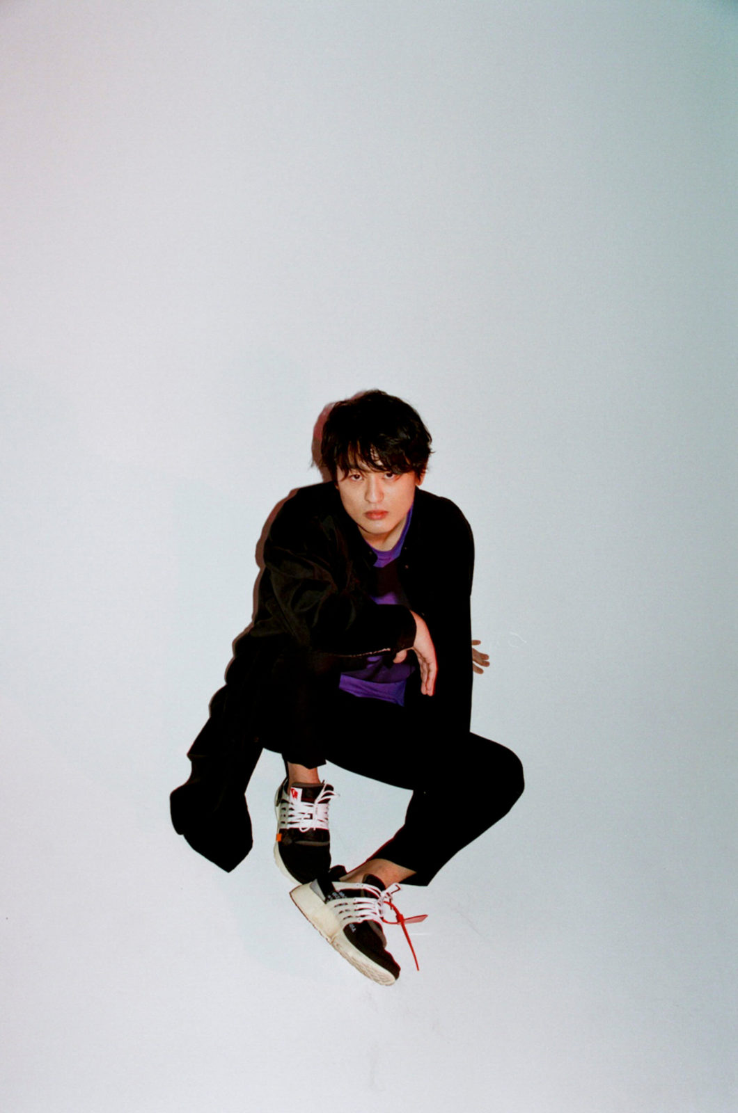 尾崎裕哉 SKY-HIとのコラボ曲『ハリアッ!!』配信スタート&MV解禁サムネイル画像
