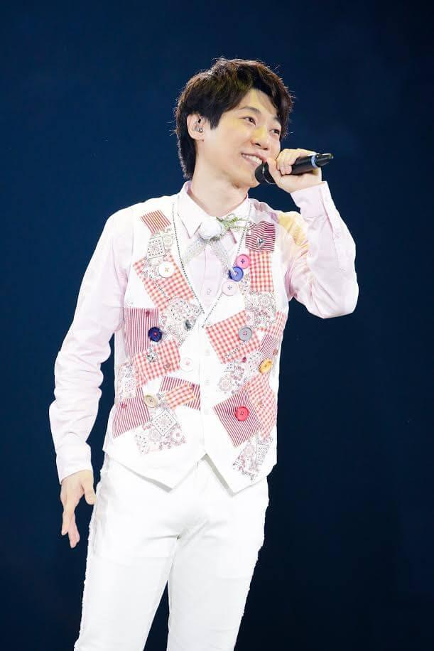 横山だいすけ 大阪城ホールライブで新曲「笑顔をあつめて」を初披露サムネイル画像
