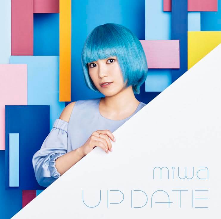 miwa 青髪ショート姿を公開!MVが完成