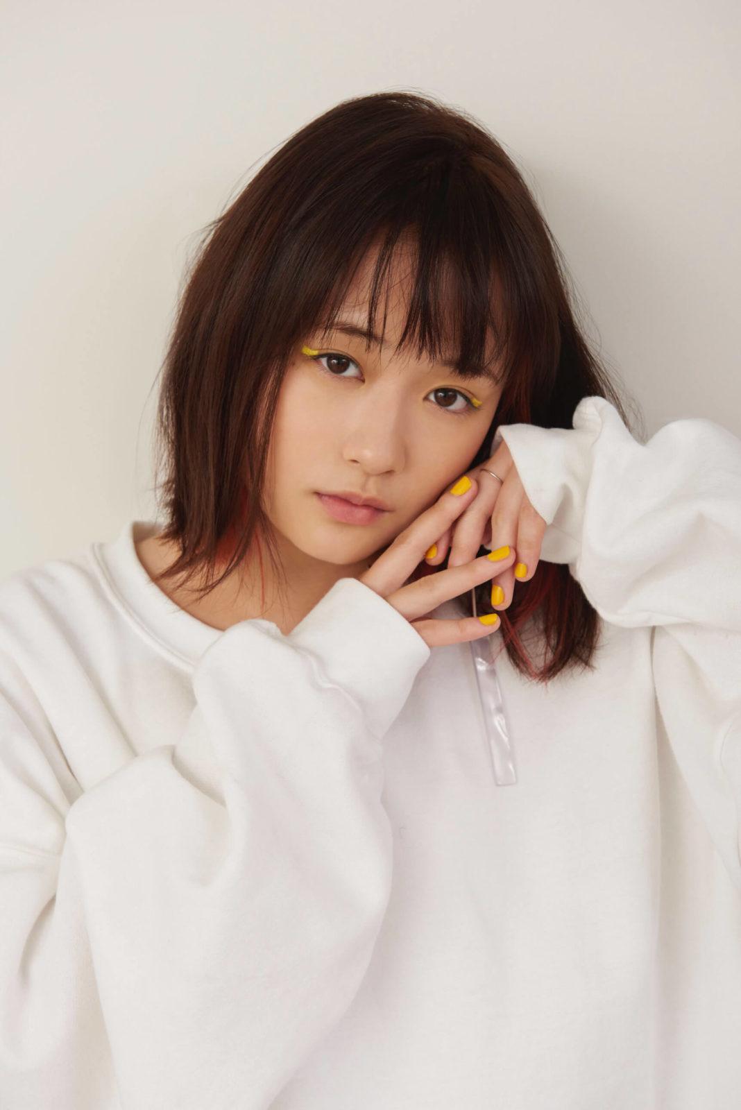 大原櫻子 2年振りのアルバム「Enjoy」のアートワークと収録詳細発表サムネイル画像